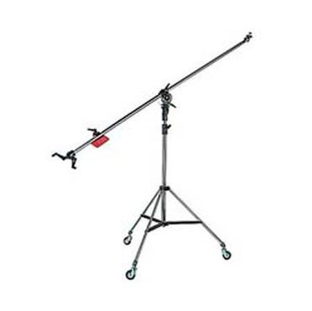 giraffe manfrotto with handle + counterweight + bag