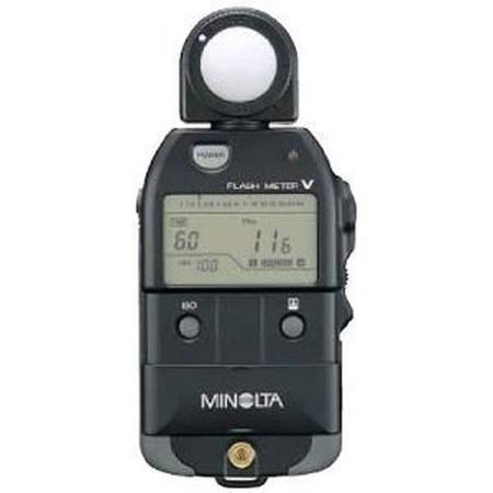 minolta flash meter V photometer