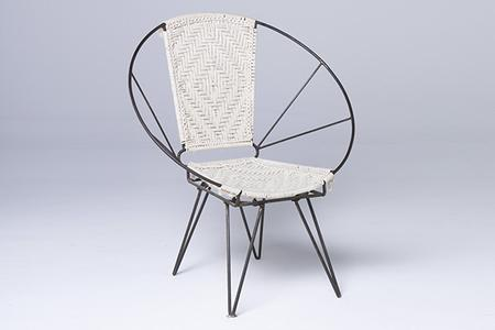 iron&rope armchair