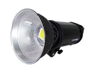 foco led 200w 20.000 lm + softbox + trípode