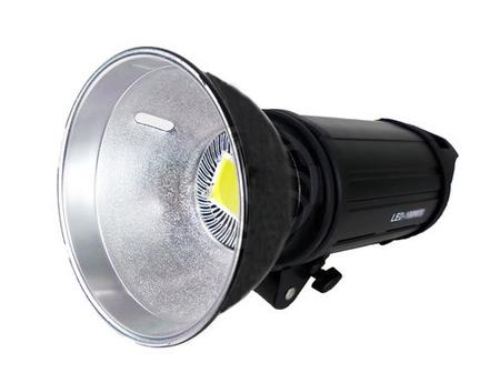 *VIDEO* led bowens mount 5500ºK