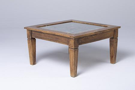 square center table